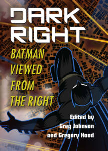 Dark Right: Batman Viewed From the Right