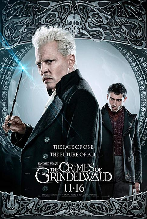 A Graham Reviews Fantastic Beasts The Crimes Of Grindelwald Counter Currents Ask durmstrang a question now. counter currents