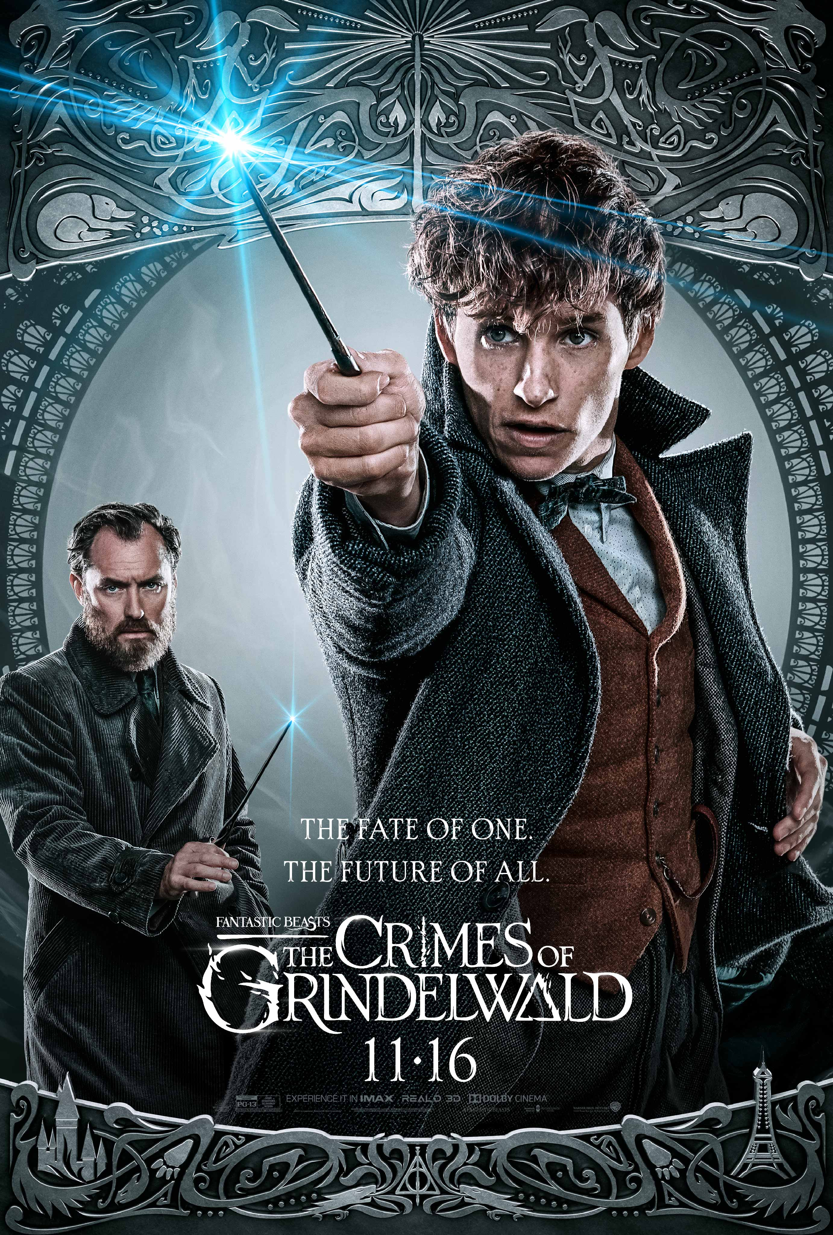 A Graham Reviews Fantastic Beasts The Crimes Of Grindelwald Counter Currents He's like a bird the way he rides the wind! counter currents