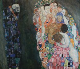 Gustav Klimt, Death and Life