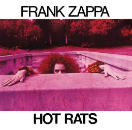 Cover of the Frank Zappa album Hot Rats.