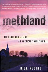 Cover of Nick Reding's book Methland.