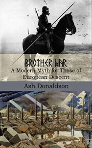 Cover of Ash Donaldson's book, Brother War.