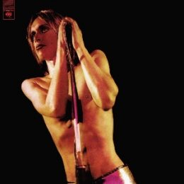 Cover of Iggy and the Stooges' Raw Power.
