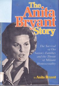 Cover of The Anita Bryant Story.