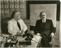 FDR & Molotov, June 1942